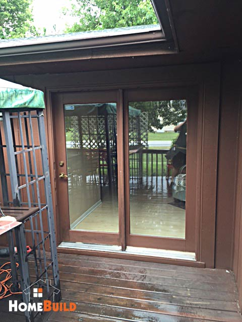 This Is Custom Mahogany French Door In Cappuccino Stain Pre Finish