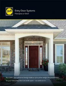 Pella Entry Door System