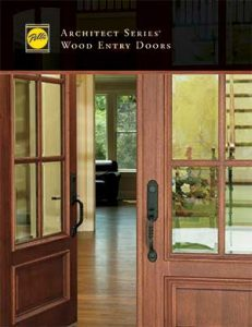 Pella Wood Entry Doors