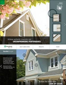 JamesHardie Siding