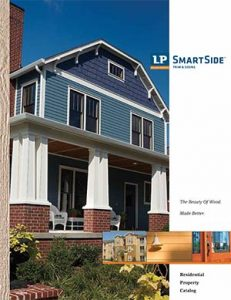 LP SmartSide Trim & Siding Residential Property Catalog