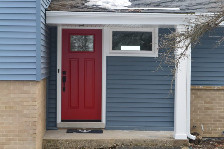 Siding And Door Replacement Mount Prospect Il Homebuild